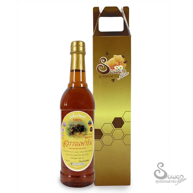 ขายส่งน้ำผึ้ง จากฟาร์มผึ้ง สุวรรณฟาร์ม