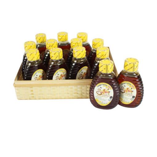 น้ำผึ้งแท้ดอกลำไย 250 กรัม
