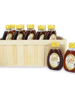 ขายส่งน้ำผึ้ง น้ำผึ้งดอกลำไย จากฟาร์มผึ้ง สุวรรณฟาร์ม