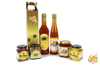 ผลิตภัณฑ์จากผึ้ง ขายน้ำผึ้งแท้ 100% นมผึ้ง รวงผึ้งสด เกสรผึ้ง ไขผึ้ง