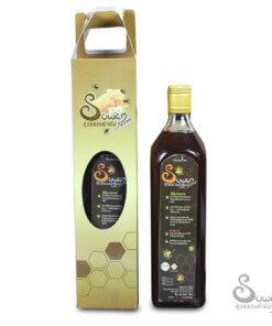 น้ำผึ้งแท้ดอกลำไยเกรดพรีเมี่ยม 1000 กรัม